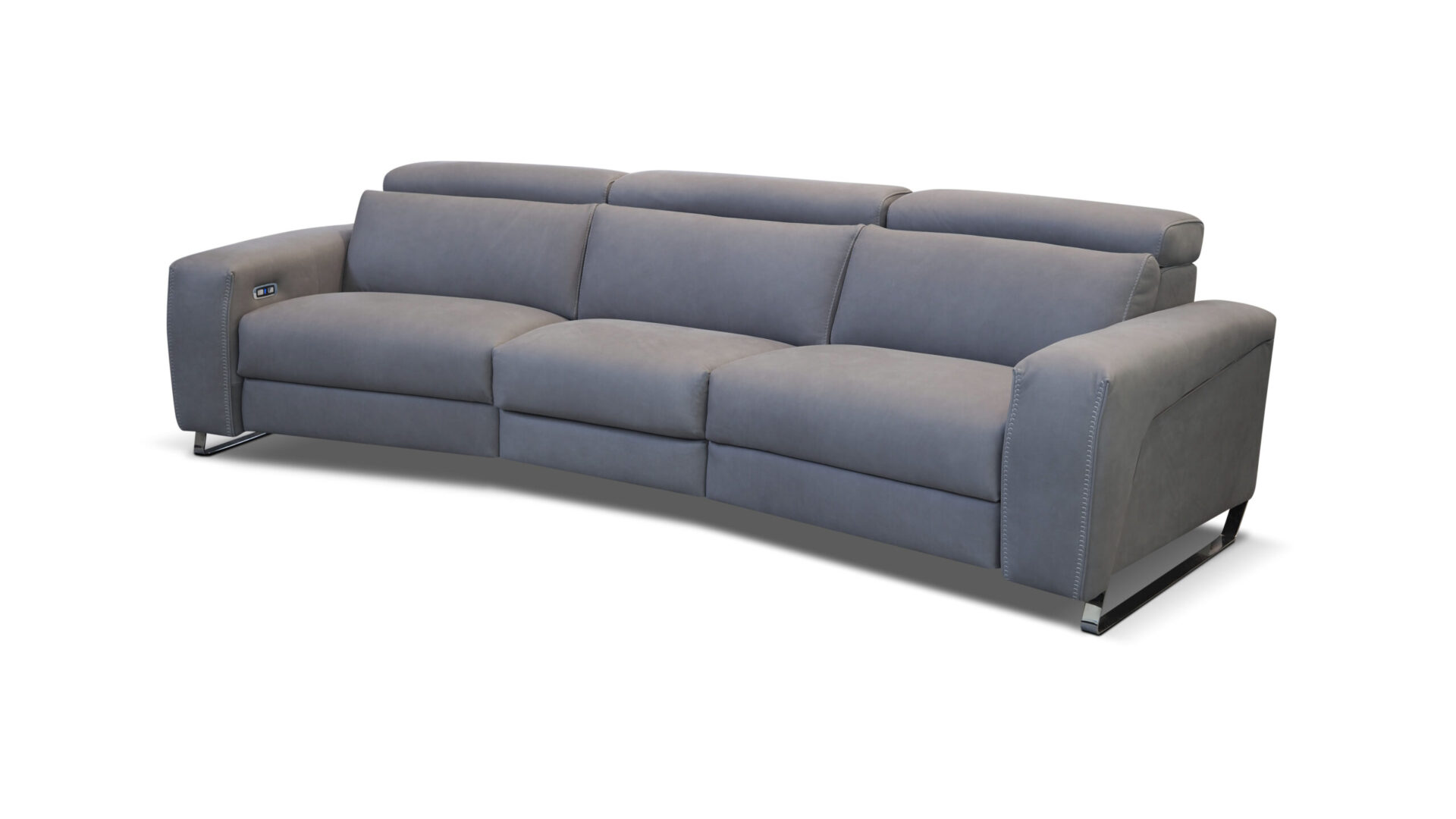 Vogue curved sectional
